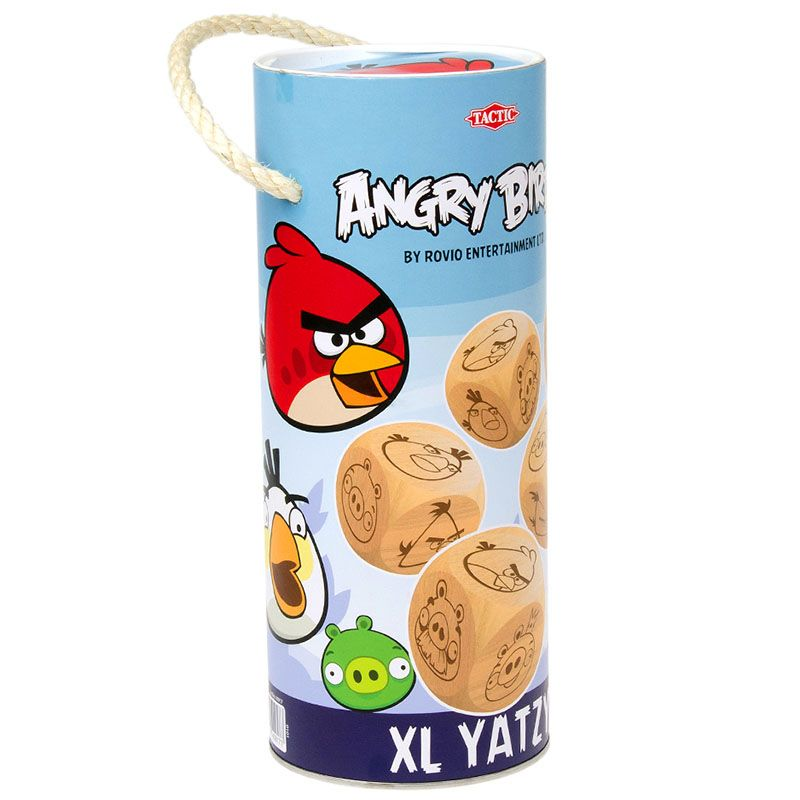 Tactic Angry Birds: Ятцы