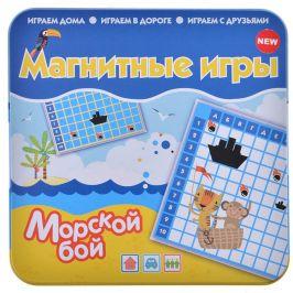 Магнитная игра Морской бой
