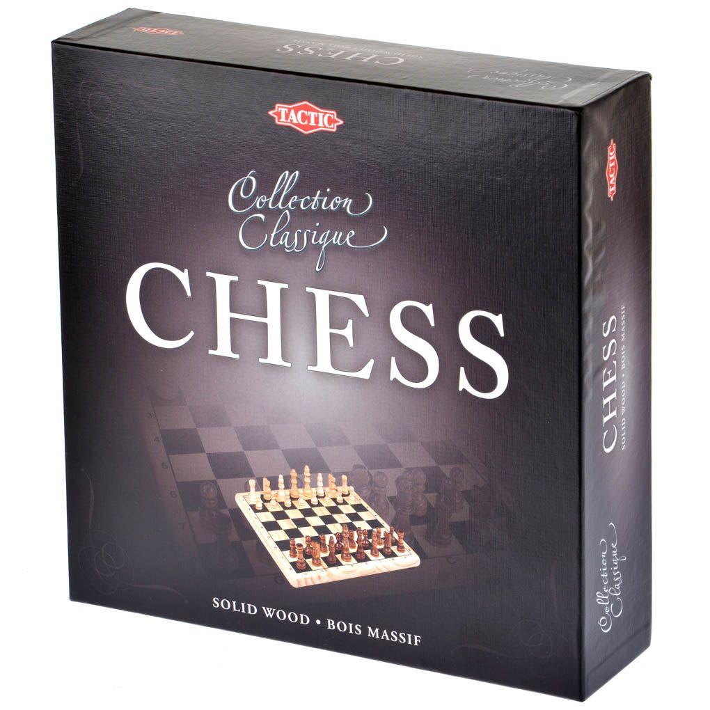 Tactic Шахматы (коллекционная серия)