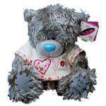 Мишка Тедди - В футболке I love You