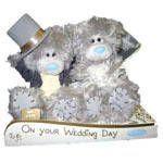 Мишки Тедди - Жених и невеста
