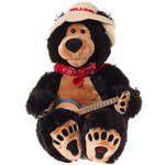 Медведь Топтыжкин (поет песню «Поспели вишни в саду у дяди Вани»)
