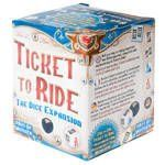 Билет на поезд на кубиках