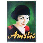 Обложка на паспорт Амели