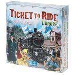 Билет на поезд: Европа (англ)