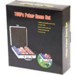 Покер 100 Poker Game Set