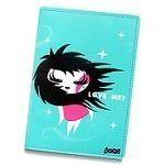 Обложка на паспорт Girl (love me?)