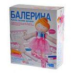 Кукла своими руками Балерина
