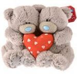 Мишка Тедди Сладкая парочка
