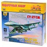 Самолет Су-27SM