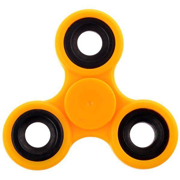 Fidget Cube Спиннер (желтый)