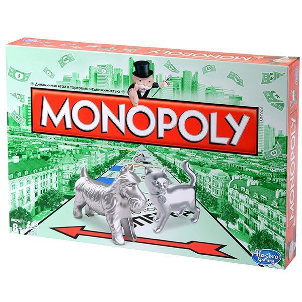 Hasbro Монополия (старая версия)