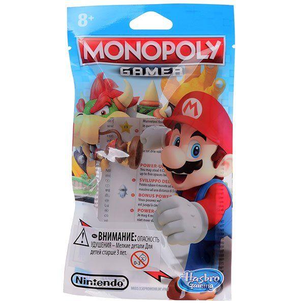 Hasbro Монополия Геймер. Дополнительные герои
