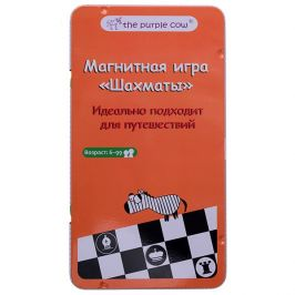 "Магнитная игра ""Шахматы"""