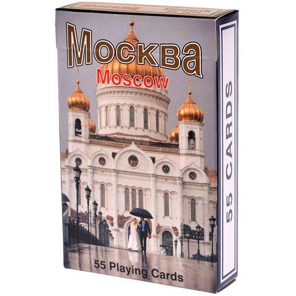 Piatnik Коллекционные карты Москва