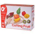 Нарезаем фрукты