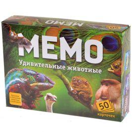Мемо Удивительные животные