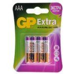 Батарейки GP АAA Extra 4шт