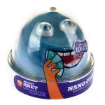 Nano gum, меняет цвет с серебряного на голубой