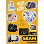Набор стикеров «SKAM»