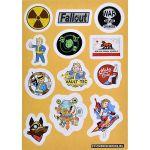Набор стикеров «Фоллаут»