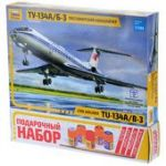 Авиалайнер Ту-134А/Б-3
