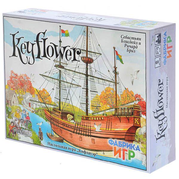Фабрика игр Keyflower (на русском языке)