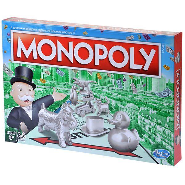 Hasbro Монополия