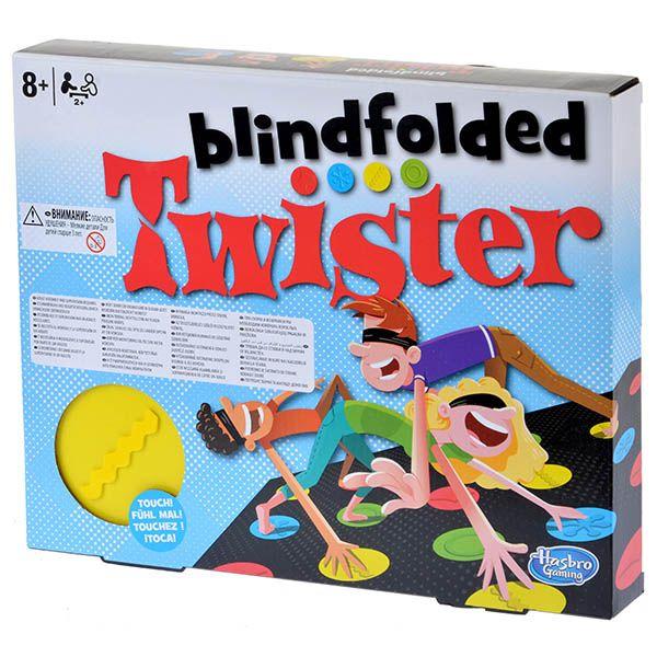 Hasbro Твистер вслепую