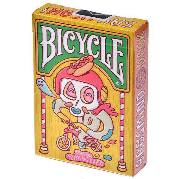 Bicycle Карты Brosmind