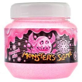 Монстер слайм большой (розовый лед)