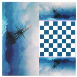 Нарды+шашки Морской шторм